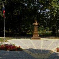 Бюст в честь Генерала Маргелова :: Александр Рыжов