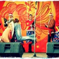 Увлекшись танцем ... :: Андрей Головкин