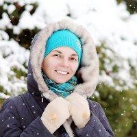 первый снег :: Александр Семейников