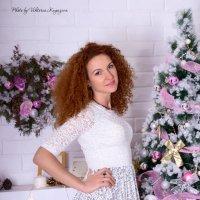 Новогодняя :: VikTori Knyazeva