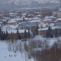 городок таежный... :: Alexandr Staroverov