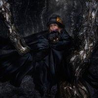 Моя маленькая ведьмочка :: Нина