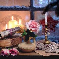 Хоть зима приходит к нам непрошеной... :: Валентина Колова
