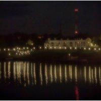 Огни ночного Углича . :: Игорь Абламейко