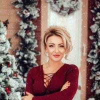 Новогодние фотосъемки :: Валерия Ступина