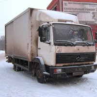 Mercedes-Benz :: Сергей Уткин