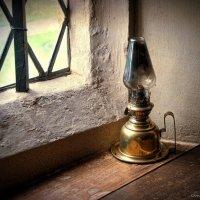 Лампа :: Анна Браун
