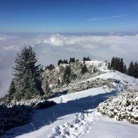 Среди седых высоких гор... :: Anna Gornostayeva