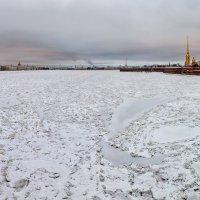 Зимняя Нева :: Александр Кислицын