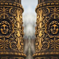 Details of Paris :: Alena Kramarenko