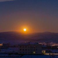 луна :: Сергей Сол