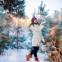 в зимнем лесу ... :: Mari Shurins