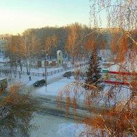 Утро нового дня . :: Мила Бовкун
