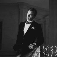 Wedding Magic in B&W :: Slava Grebenkin
