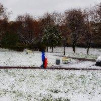 В парке :: Владимир Брагилевский