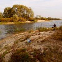 рыбалка в начале осени :: Александр Прокудин