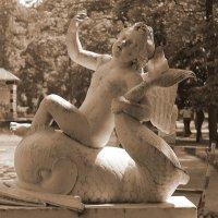 Старые сказки старинного парка.... :: Tatiana Markova