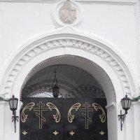 Ворота закрыты :: марина ковшова