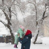 зимняя прогулка :: олеся