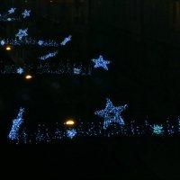 звёздная дорога в Новый год :: Елена