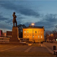 Вечер. :: Андрей Козлов