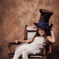 Волшебная шляпа :: Александра nb911 Ватутина