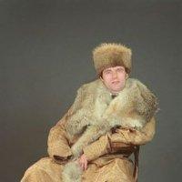 Портрет в шубе. :: Miko Baltiyskiy