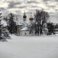 В белых снегах :: Елена Строганова
