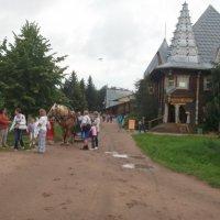 Туристы :: Svetlana Lyaxovich