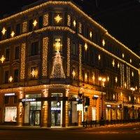 Замок Новогоднего волшебства :: Лариса Лунёва