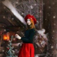 С Новым Годом! :: Ксения