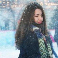 В зиме :: Анастасия Светлова
