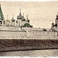 Православная жемчужина на Волге :: Андрей Головкин