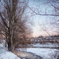 снег выпал... :: юрий иванов