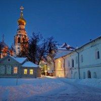В Вологодском кремле :: Валерий Талашов