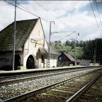 Там уже поезда не останавливаются :: Jiří Valiska