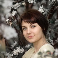 Яблони цветут :: Вера Сафонова
