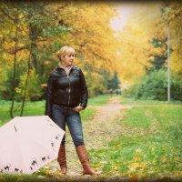 осень :: Алёна Боярчук
