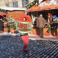 Ярмарка на Красной площади. :: Татьяна Помогалова