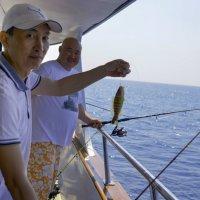 Кипр. Морское путешествие по Средиземному морю. :: Виктор Куприянов