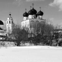 Монастырская... :: Александр Архипкин