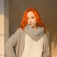 Портрет девушки :: Андрей Липов