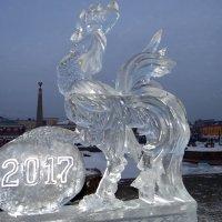 Ледяной символ года. :: nadyasilyuk Вознюк