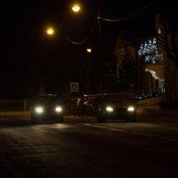 Ночь в 17 часов :: Aнна Зарубина