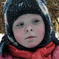 Снег идёт... :: Александр Мартынов