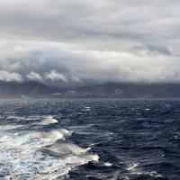 Между океаном и облаками :: Valeriy(Валерий) Сергиенко