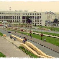 Фотообстрел из кремлевских стен... :: Андрей Головкин