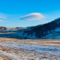 Облака над степью :: Анатолий Иргл