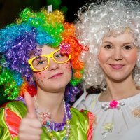 На благотворительном празднике для деток из многодетных и малообеспеченных детей :: Наталья Корнилова
