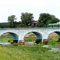 Каменный мост :: Дмитрий Петренко